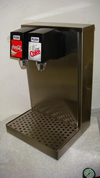 dispenser soda machine